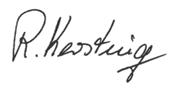 unterschriftkersting